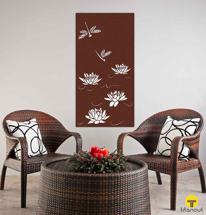Unique wall decor titancut Creative wall decor ideas
