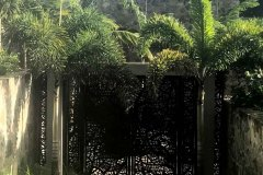 Entrance-Gate-St. Thomas, USVI