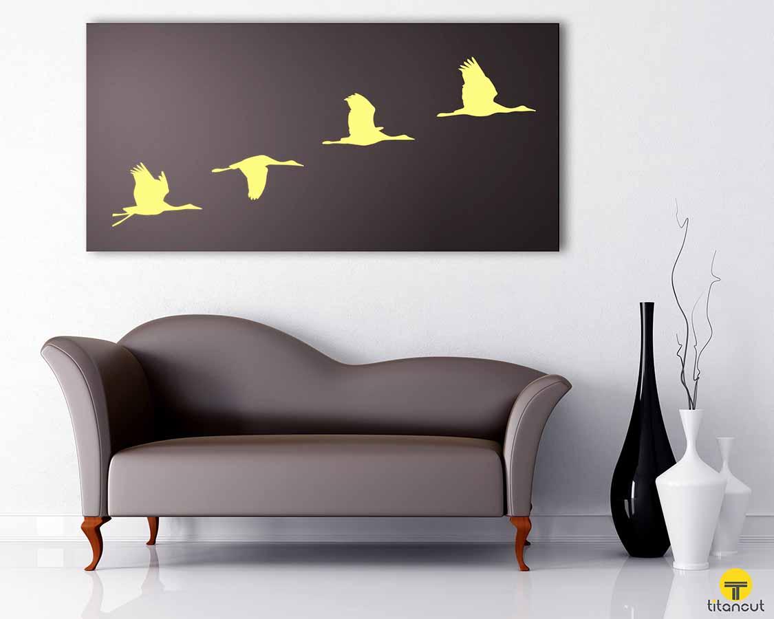 Ducks Panel