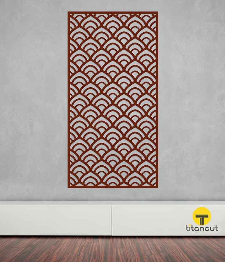 Orient Pattern Panel